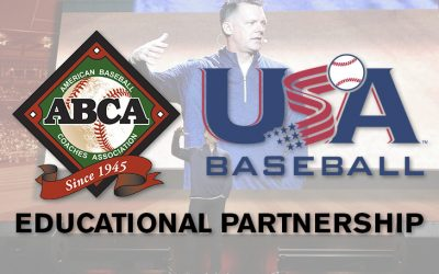 ABCA and USA Baseball Announce New Partnership