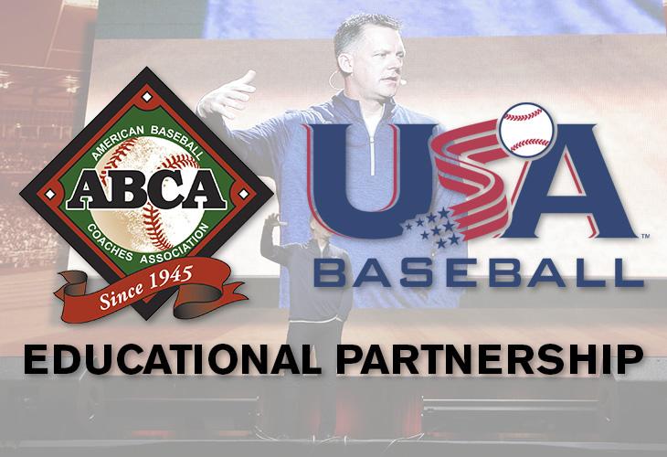 ABCA and USA Baseball Announce New Partnership