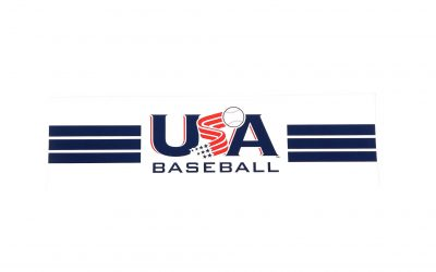 USA Baseball National Team Identification Series