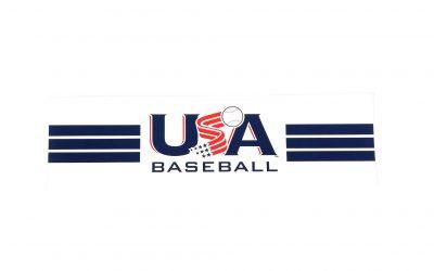 USA Baseball National Team Identification Series