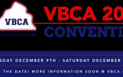 VBCA Convention Returns Dec. 9-11